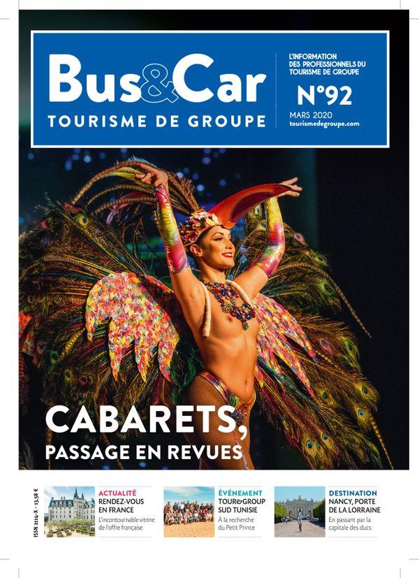 Bus et Car : Tourisme de Groupe n° 92 de mars 2020