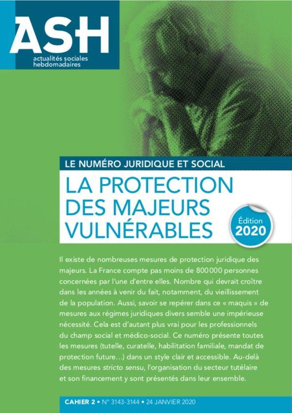 Sommaire n°LA PROTECTION DES MAJEURS VULNÉRABLES