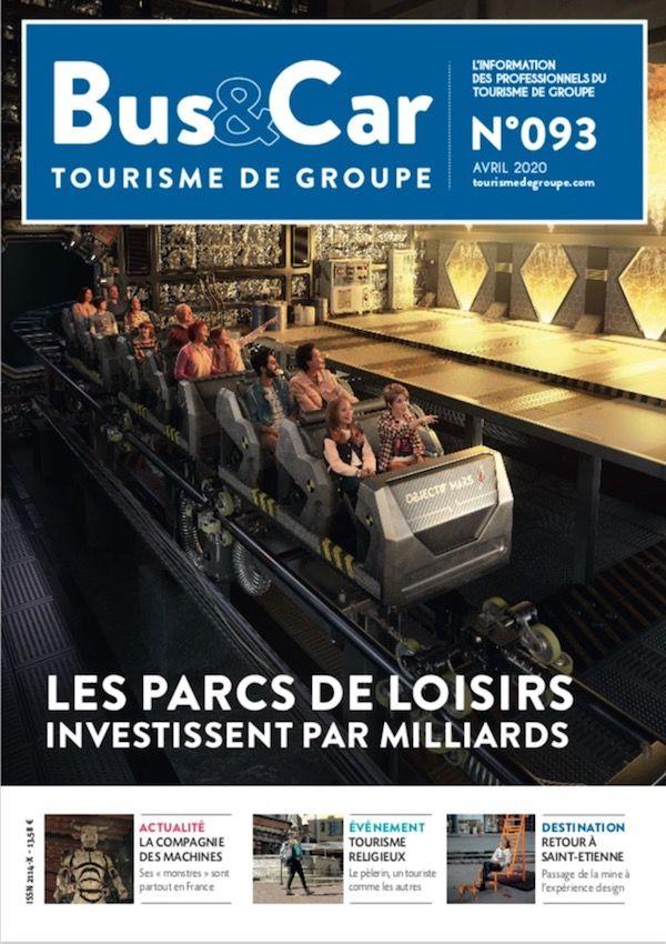 Bus et Car : Tourisme de Groupe n° 93 de avril 2020