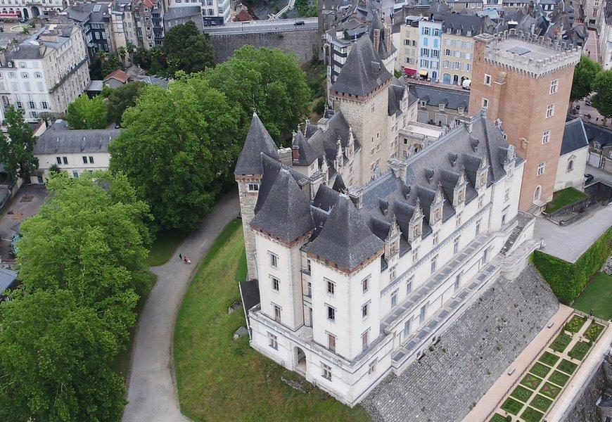 Chateau de Pau en Béarn