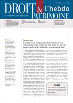 Sommaire n°1239
