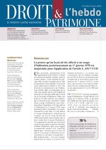 Sommaire n°1240
