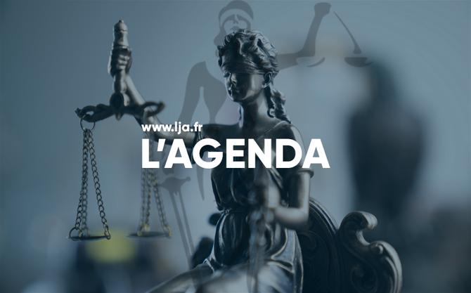 AGENDA LJA LA LETTRE DES JURISTES d'AFFAIRES