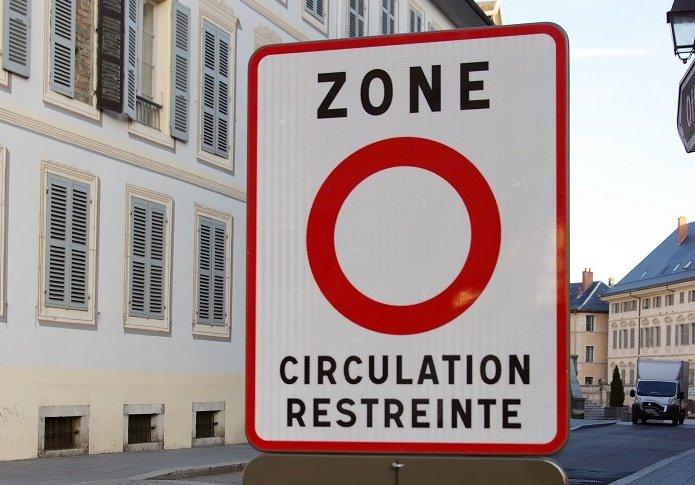 circulation restreinte