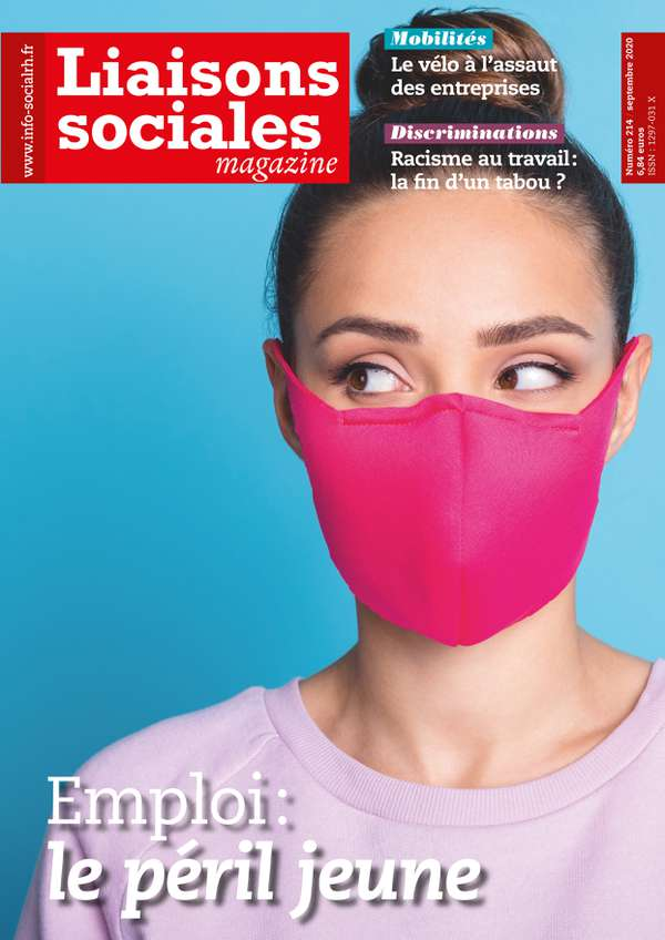 Couverture magazine n° 214
