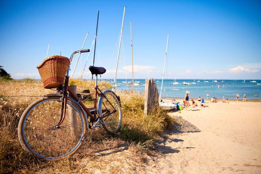 Île de Noirmoutier et ses plages à vélo