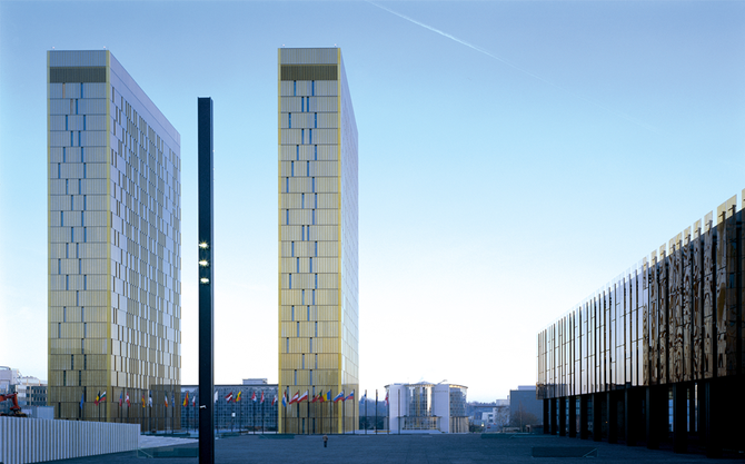 Cour de justice de l'Union européenne - CJUE