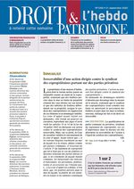 Sommaire n°1250