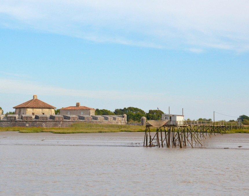 Fort Lupin Estuaire de la Charente