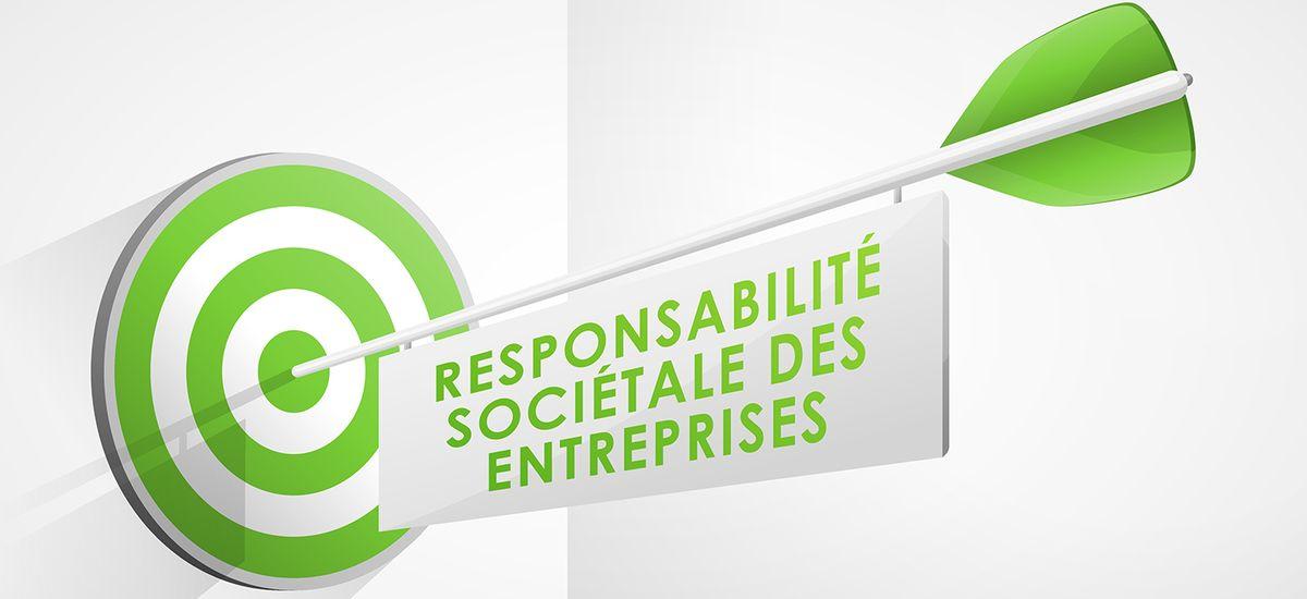 RSE - Responsabilité sociétale des entreprises