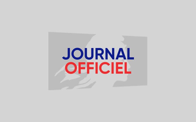 JOURNAL OFFICIEL DROIT&PATRIMOINE