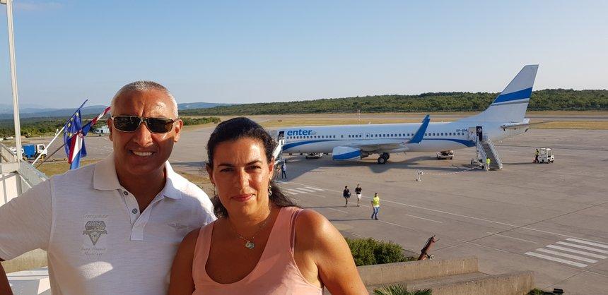 Samia et Raouf Benslimane