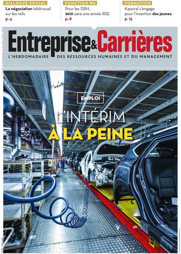 Couverture magazine n° 1496