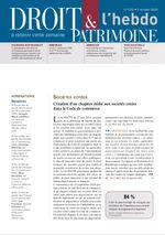 Sommaire n°1252