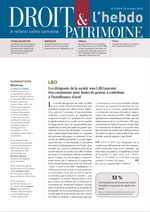 Sommaire n°1254