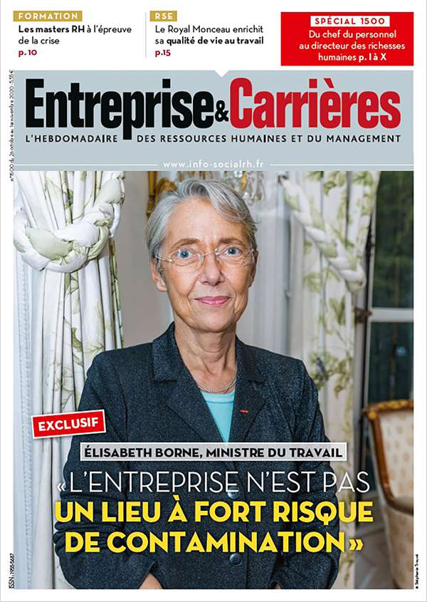 Couverture magazine n° 1500