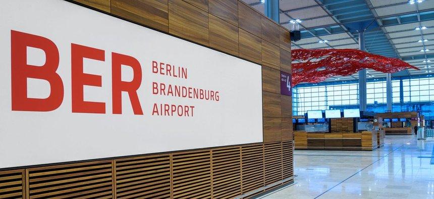 aéroport Berlin