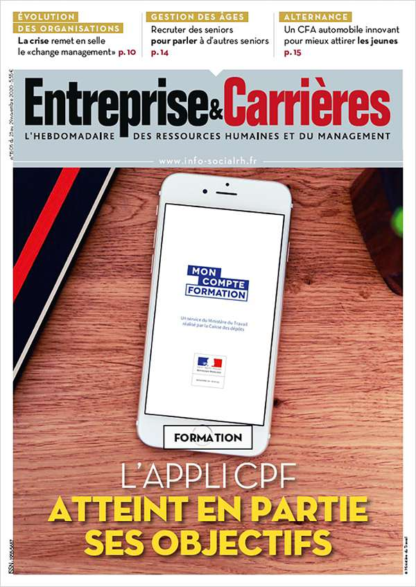 Couverture magazine n° 1505