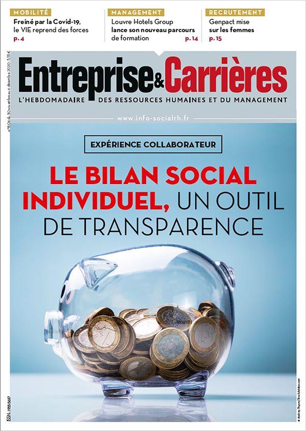 Couverture magazine n° 1506