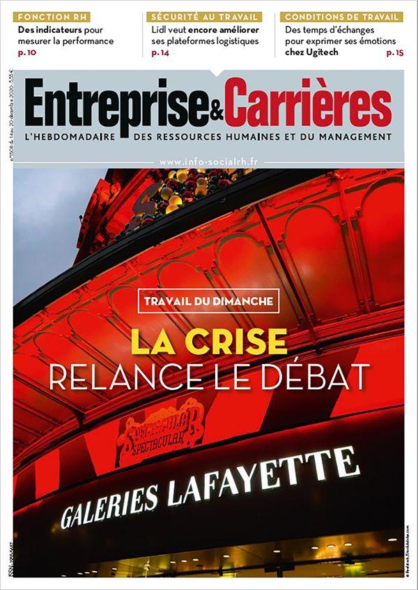 Couverture magazine n° 1508