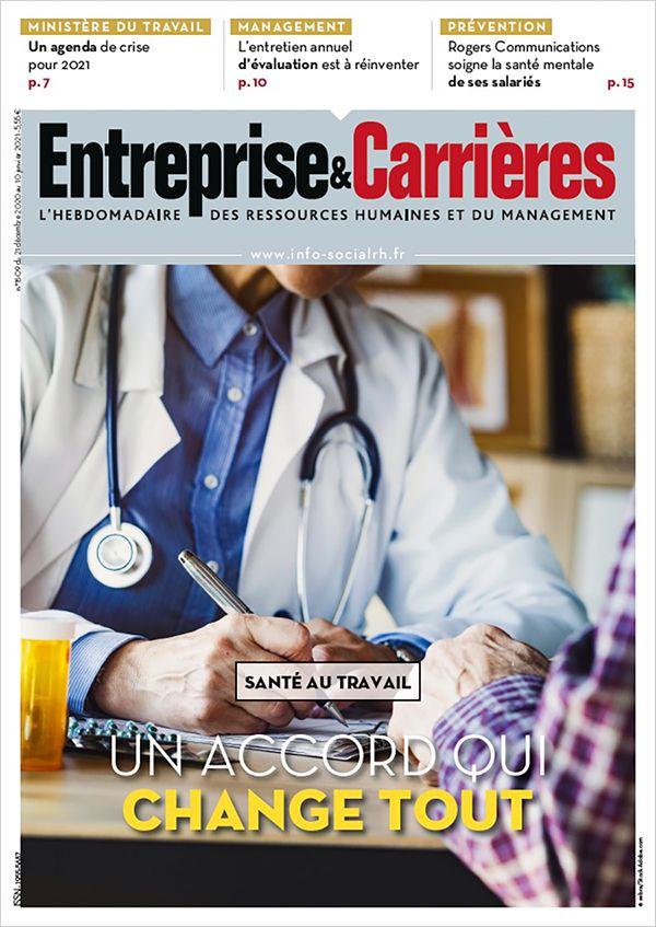 Couverture magazine n° 1509