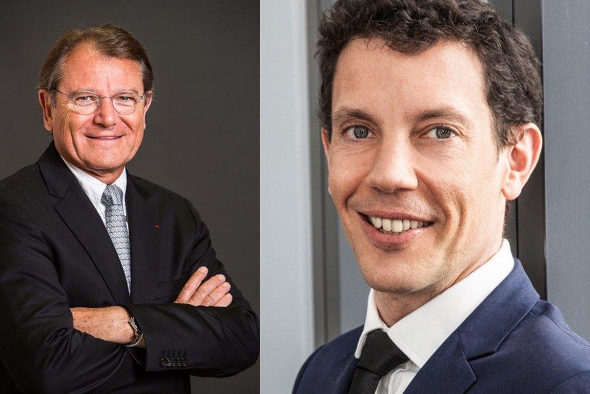 Yann Caillère et Franck Gervais