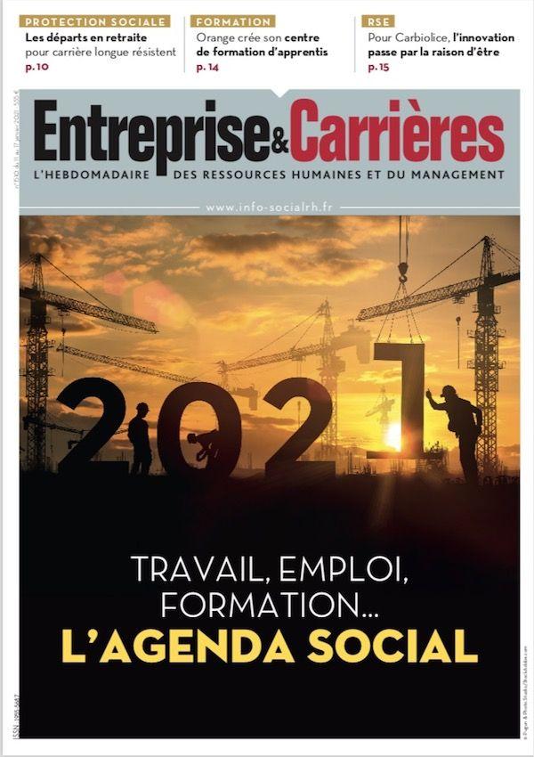 Couverture magazine n° 1510