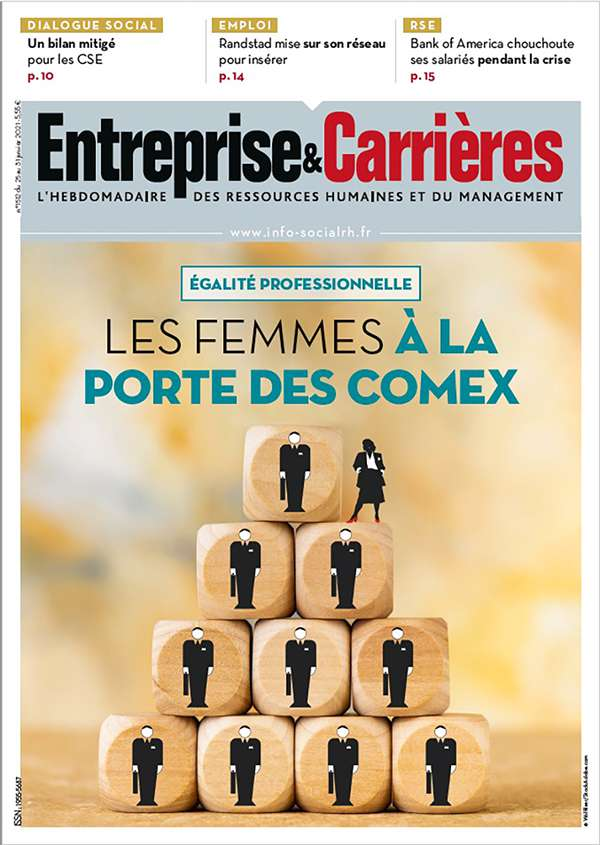 Couverture magazine n° 1512