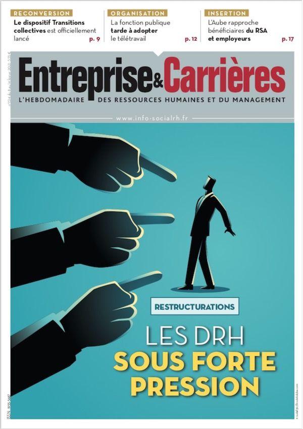 Couverture magazine n° 1514