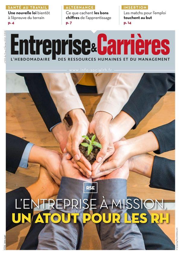 Couverture magazine n° 1515