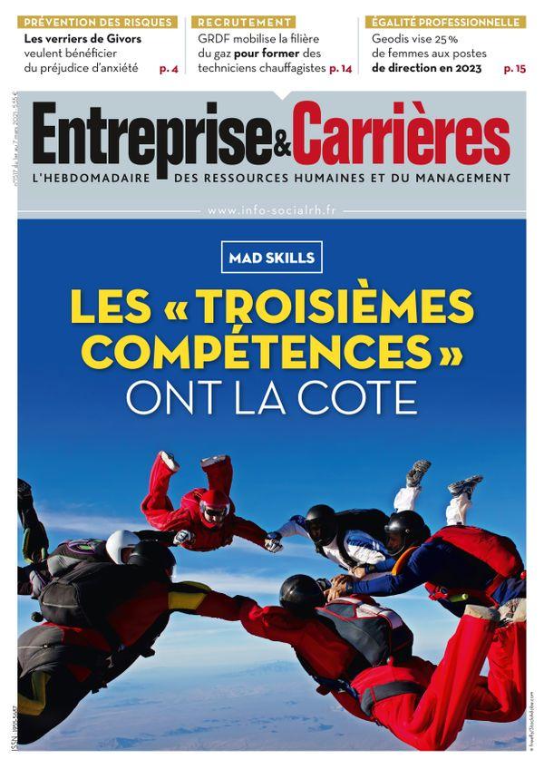Couverture magazine n° 1517