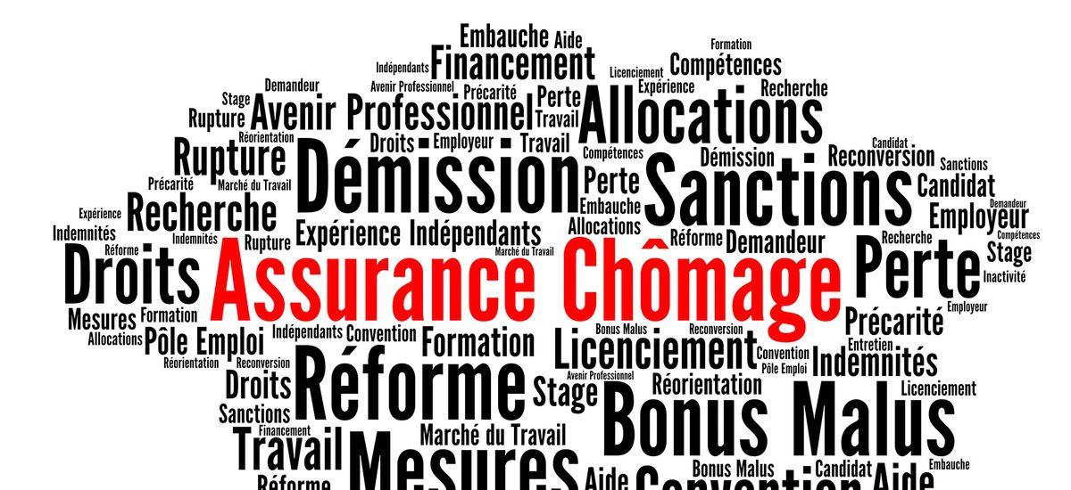 La réforme de l'assurance-chômage rentrera partiellement en vigueur au 1er juillet