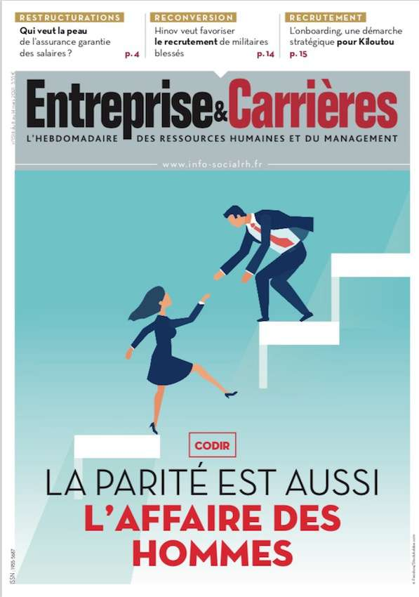 Couverture magazine n° 1518