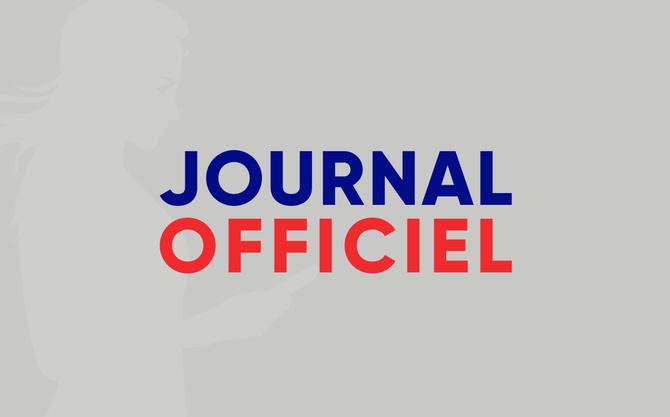 JOURNAL OFFICIEL
