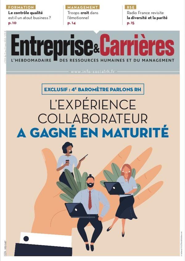 Couverture magazine n° 1519