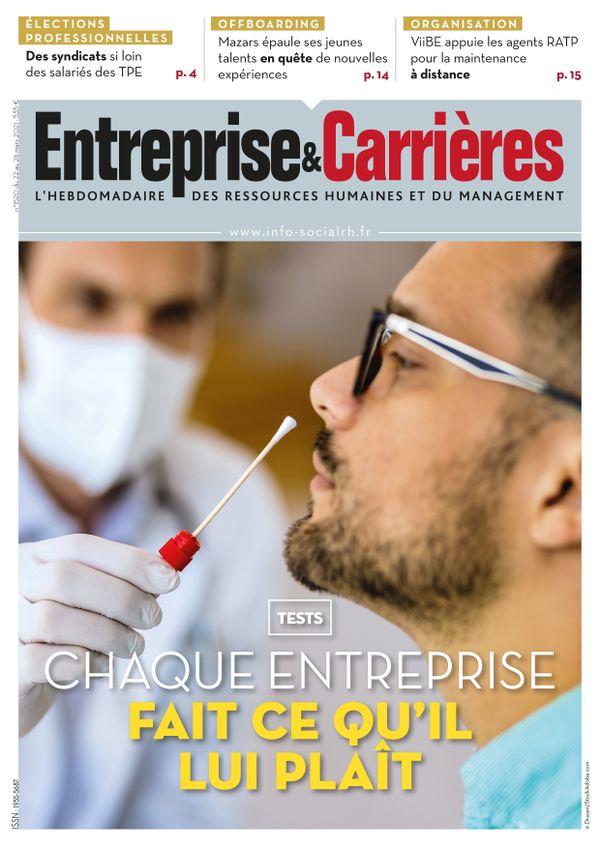Couverture magazine n° 1520