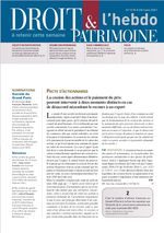 Sommaire n°1274