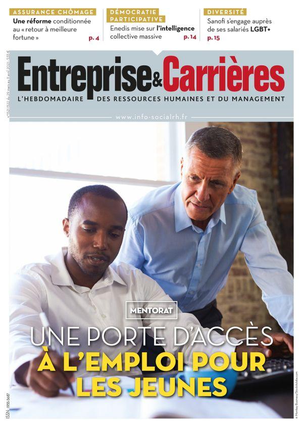 Couverture magazine n° 1521