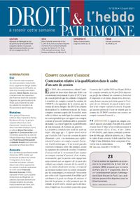 Sommaire n°1276