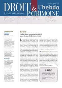 Sommaire n°1278