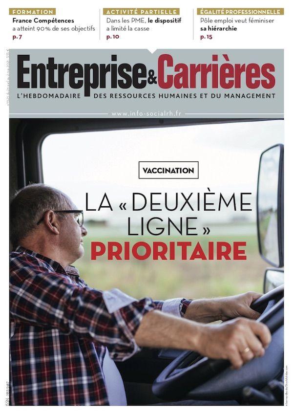 Couverture magazine n° 1525