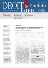 Sommaire n°1279