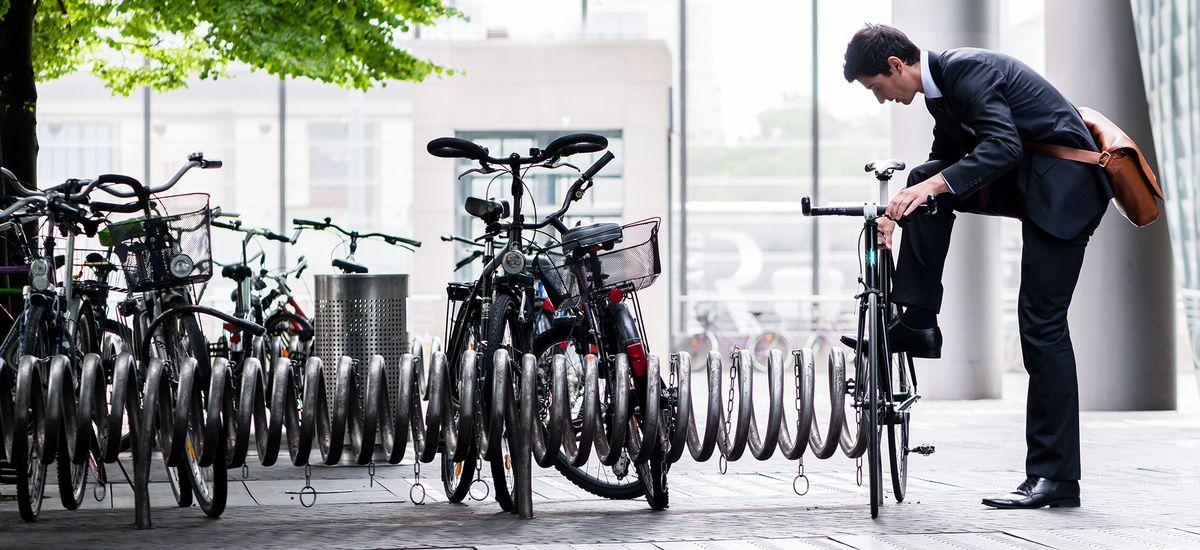 De plus en plus d'employeurs se convertissent à la mobilité verte