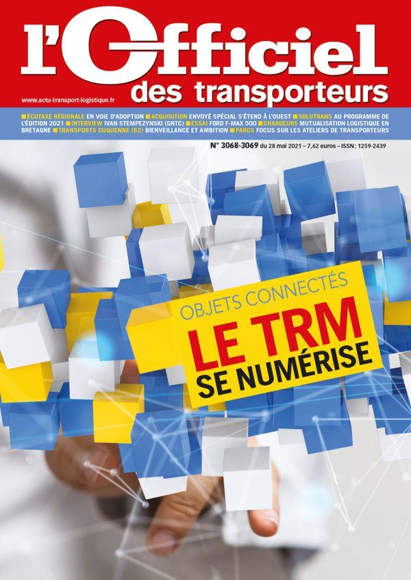 Couverture magazine n° 3068-3069