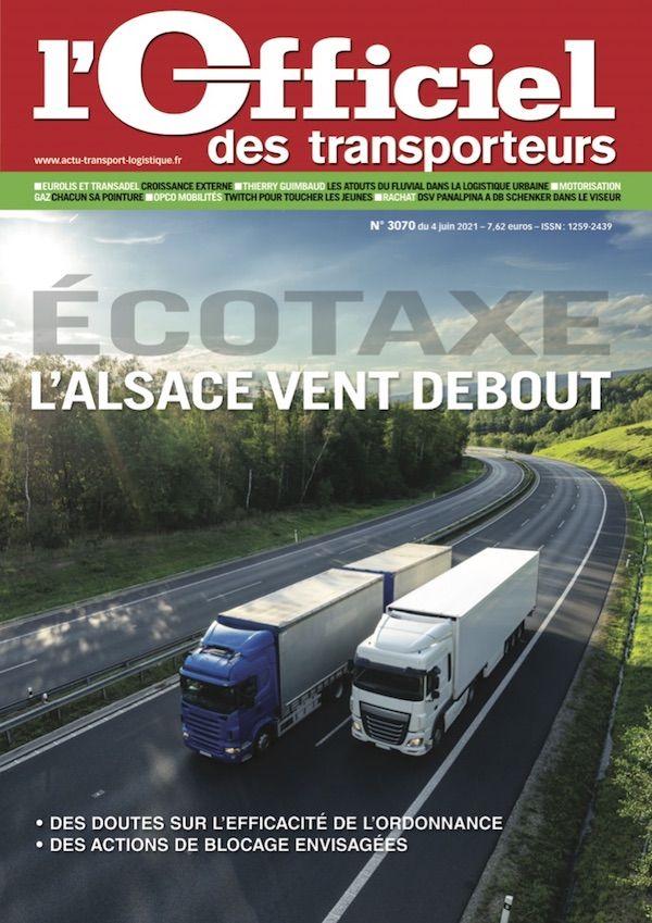 Couverture magazine n° 3070