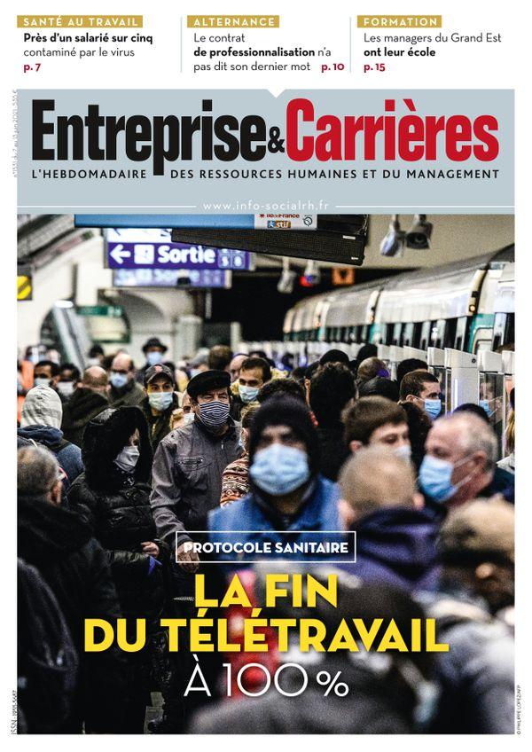 Couverture magazine n° 1531