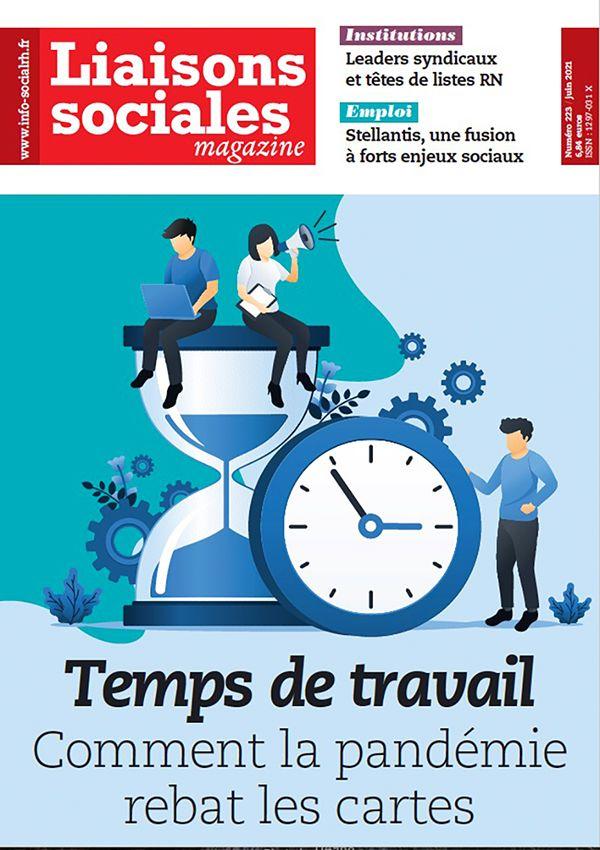 Couverture magazine n° 223