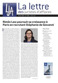 Sommaire n°1494