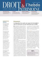 Sommaire n°1285