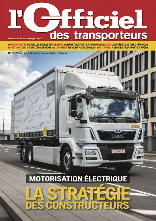 Couverture magazine n° 3073